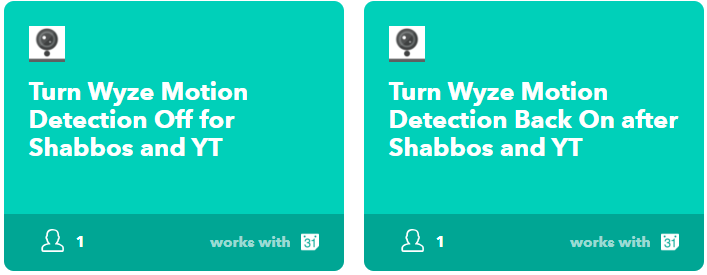A Wyze Camera for Shabbos (Part II) – Tribe Tech Review